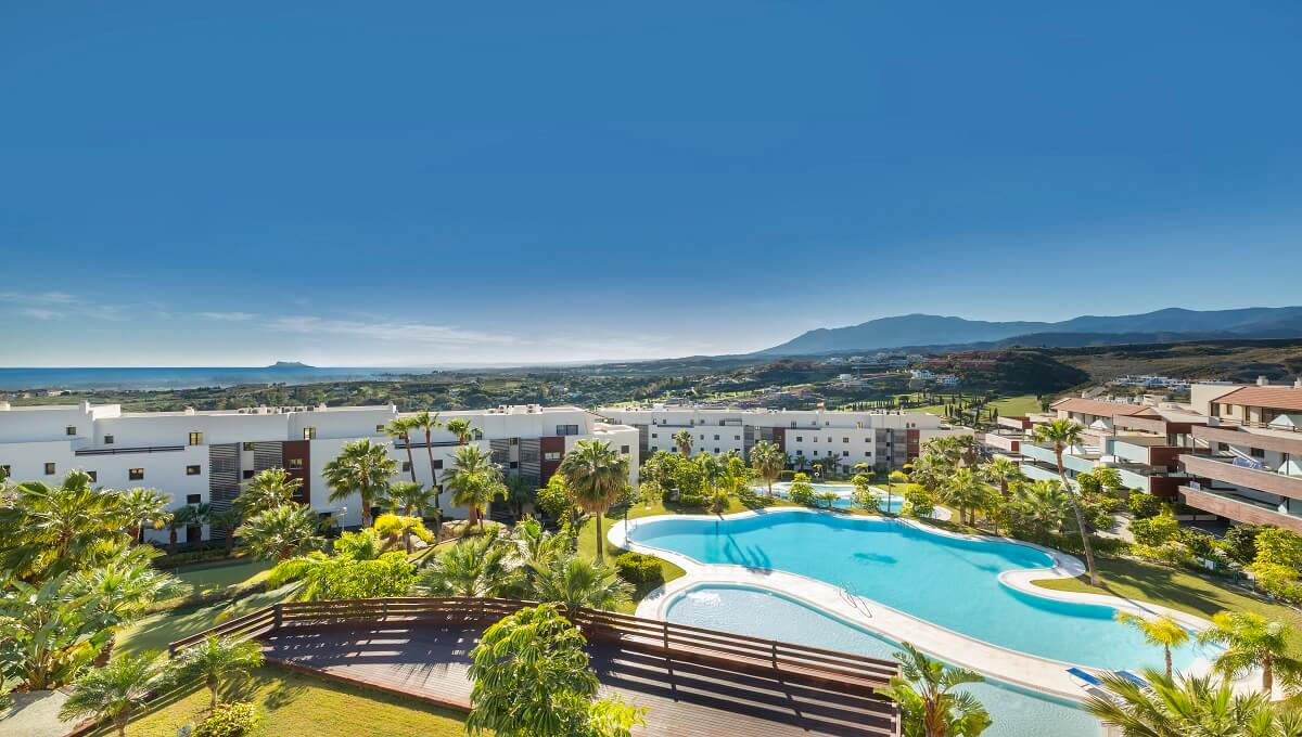 Amazing views Penthouses for sale in Hoyo 19 Los Flamingos Penthouse for sale in Hoyo 19. This luxur, Spain