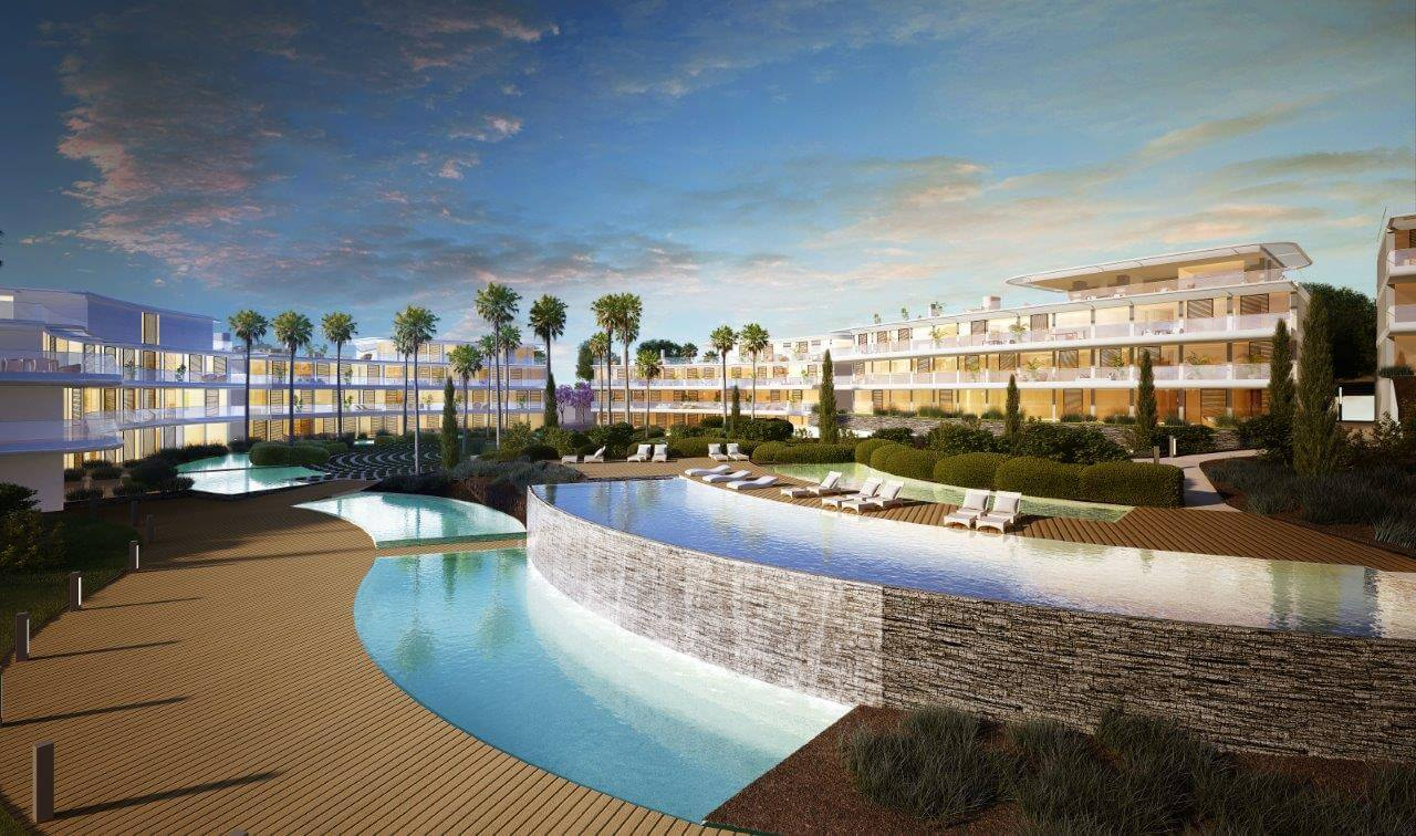 Fabulous Apartments in The Edge Estepona | Luxury Living by the Sea The Edge is a luxurious frontlin,Spain