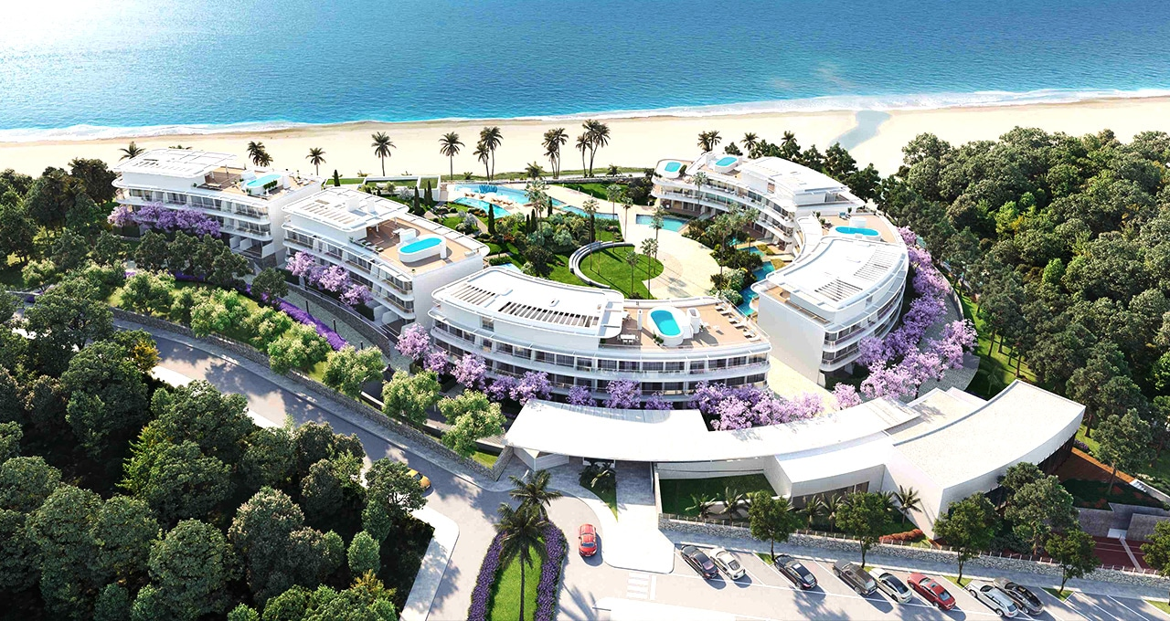The Edge Estepona |Luxury frontline beach apartments for sale The Edge is a luxurious frontline bea,Spain