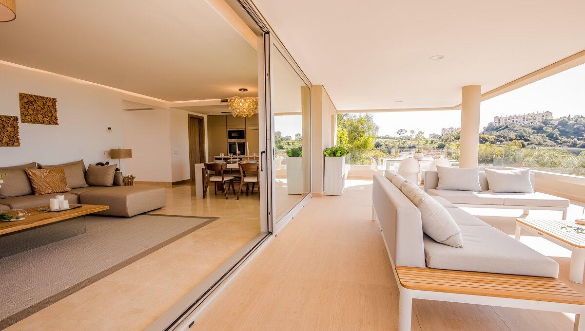 Venta sobre plano de apartamentos de 3 dormitorios en for Plano apartamento 3 habitaciones