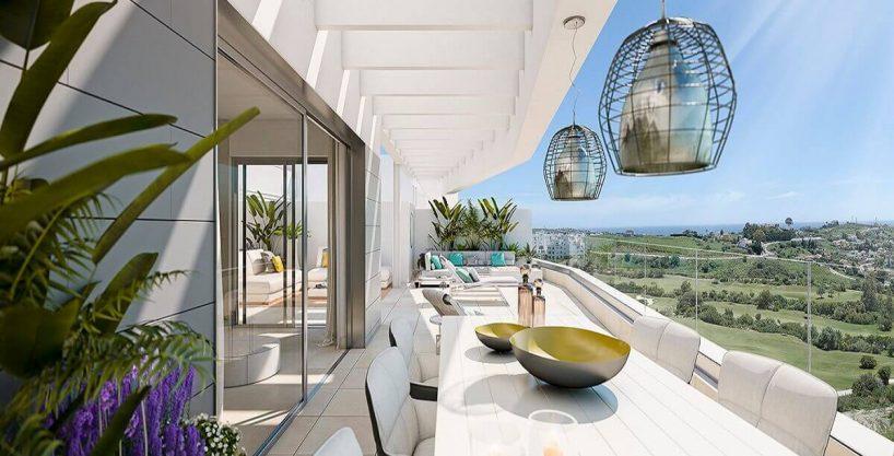 Valley Homes Estepona Garden Apartment