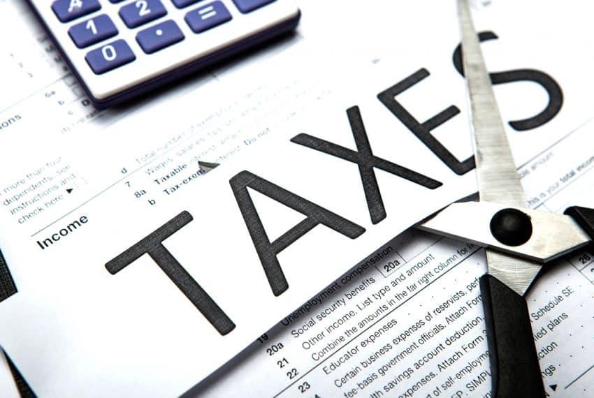 Slashing Property Tax