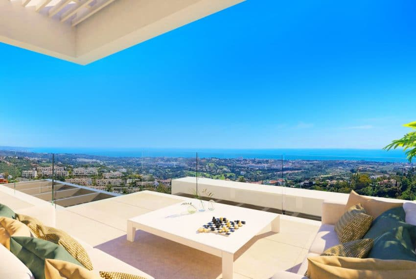 Top 5 most luxurious residential projects on the western Costa del Sol